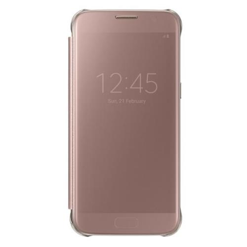 samsung etui clear view cover pour galaxy s7 edge