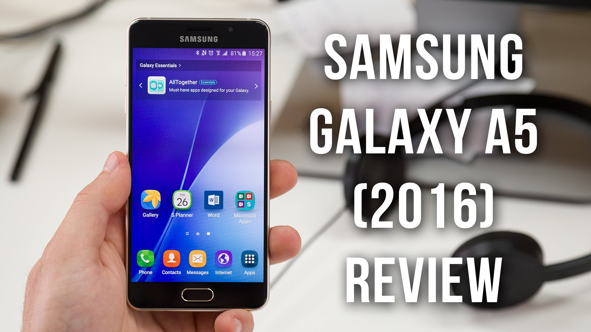 samsung galaxy a5-2016 test