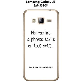 samsung galaxy j3 coque