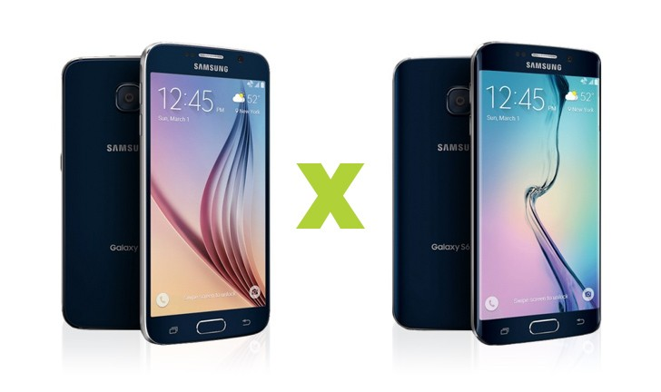 samsung galaxy s6 ou edge