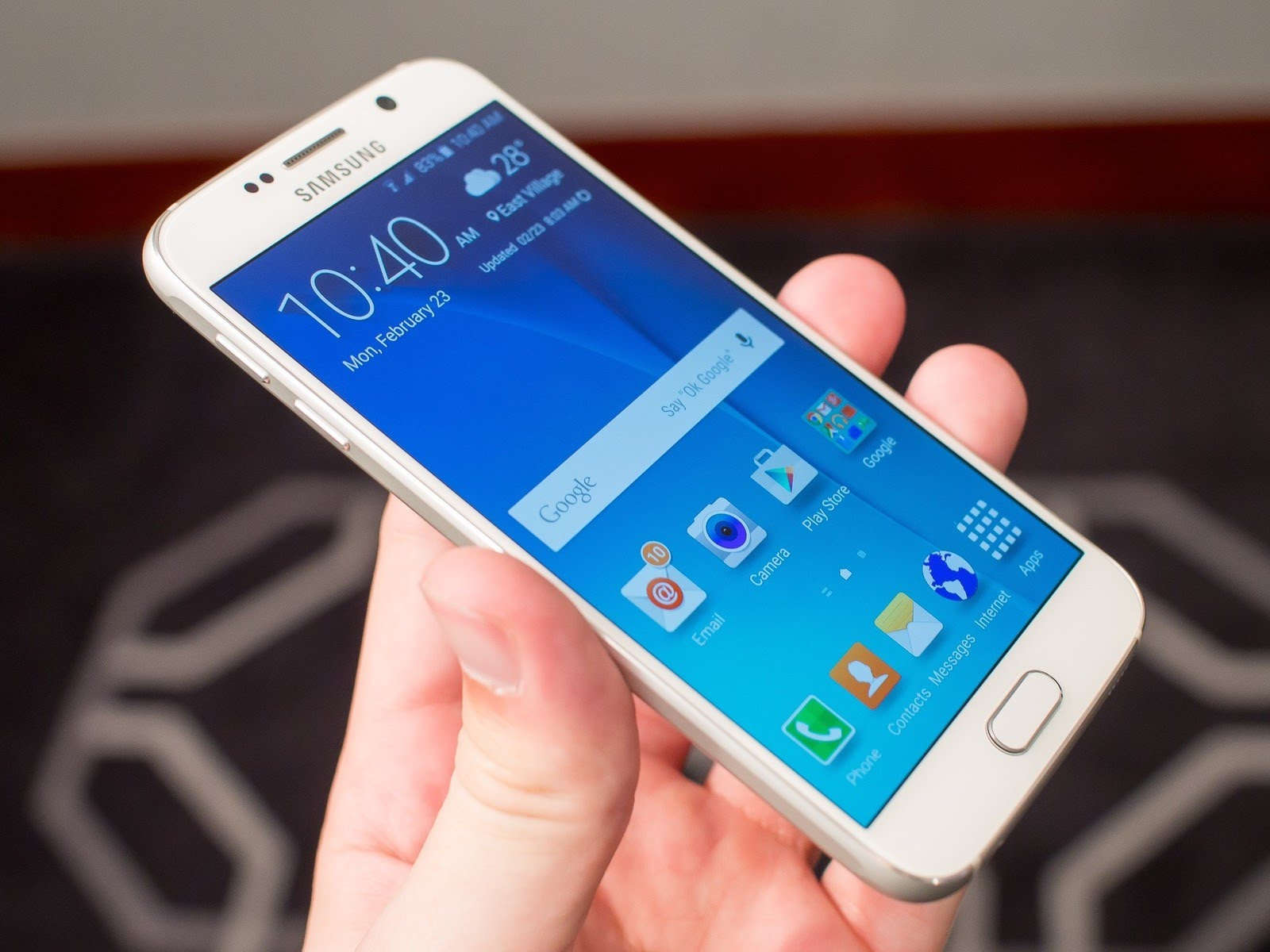 samsung note 2 ne s'allume plus