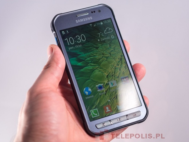samsung xcover test