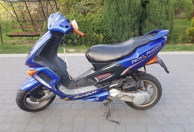 scooter speedfight 1