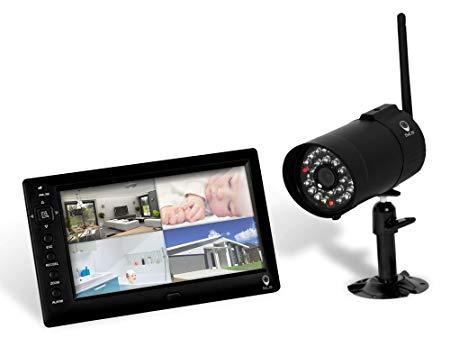 scs sentinel camera