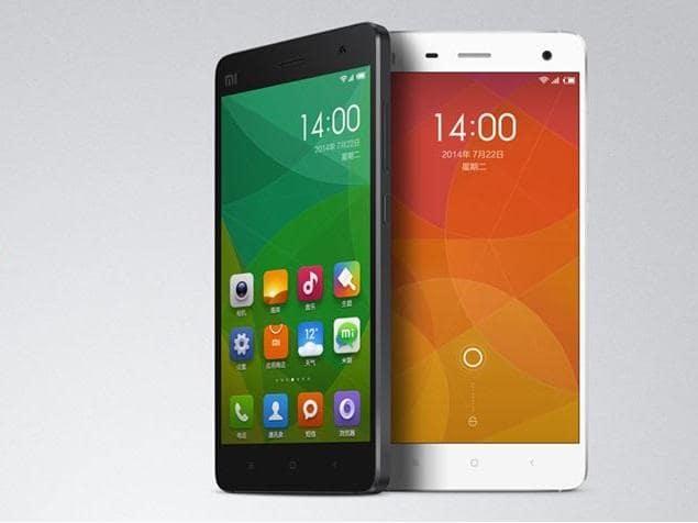 smartphone 4''