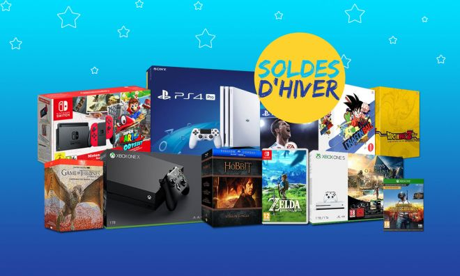 soldes xbox one