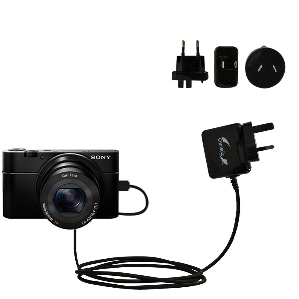 sony dsc rx100 charger