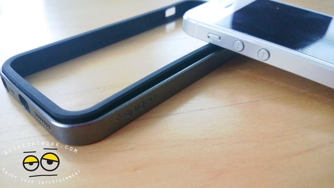 spigen bumper iphone 5