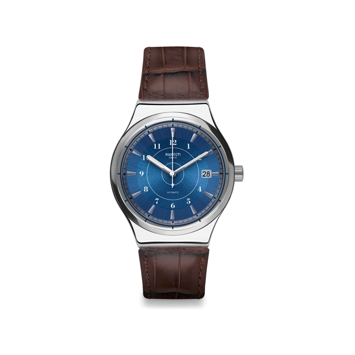 swatch cuir homme