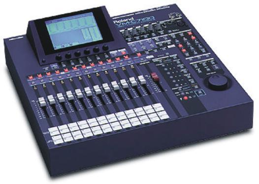 table de mixage numérique