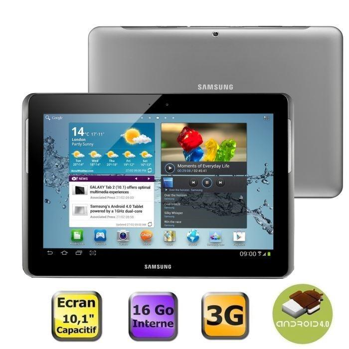 tablette galaxy tab 2 prix