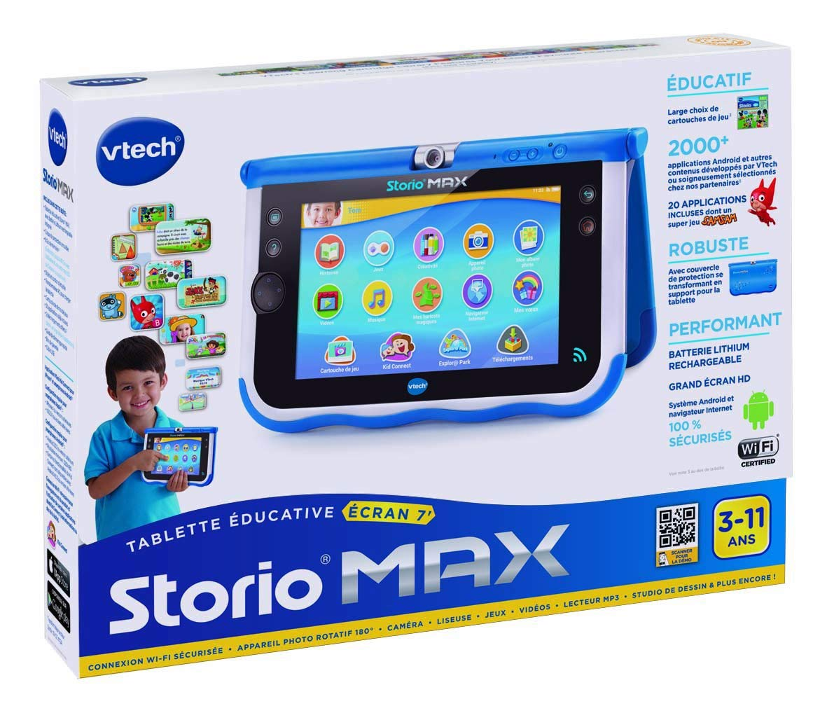 tablette storio max 7