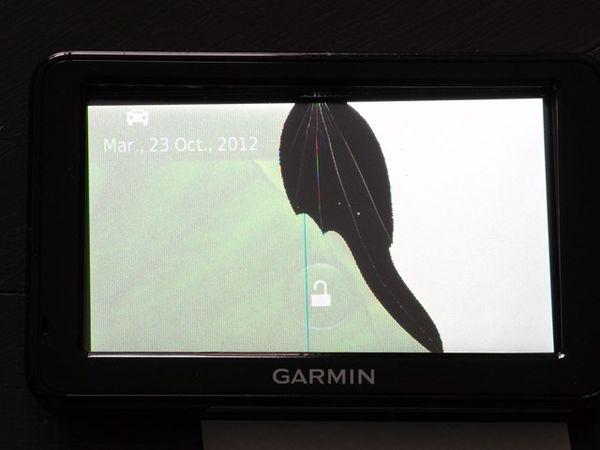 tache noire sur ecran ordinateur portable