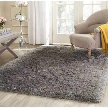 tapis de sol gris