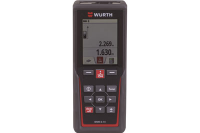 telemetre wurth