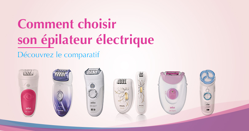 test epilateur electrique