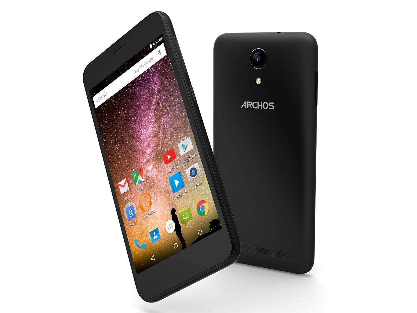 test smartphone archos