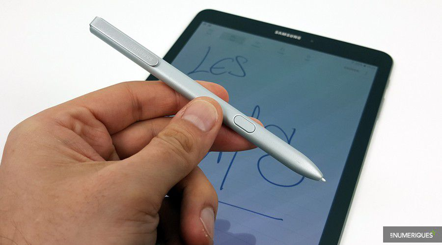 test stylet tablette