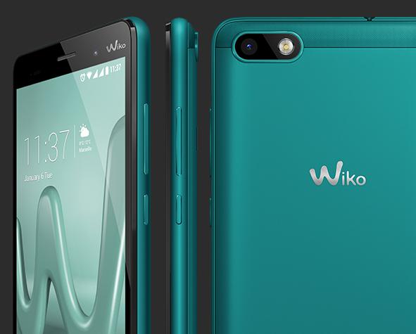 test telephone wiko
