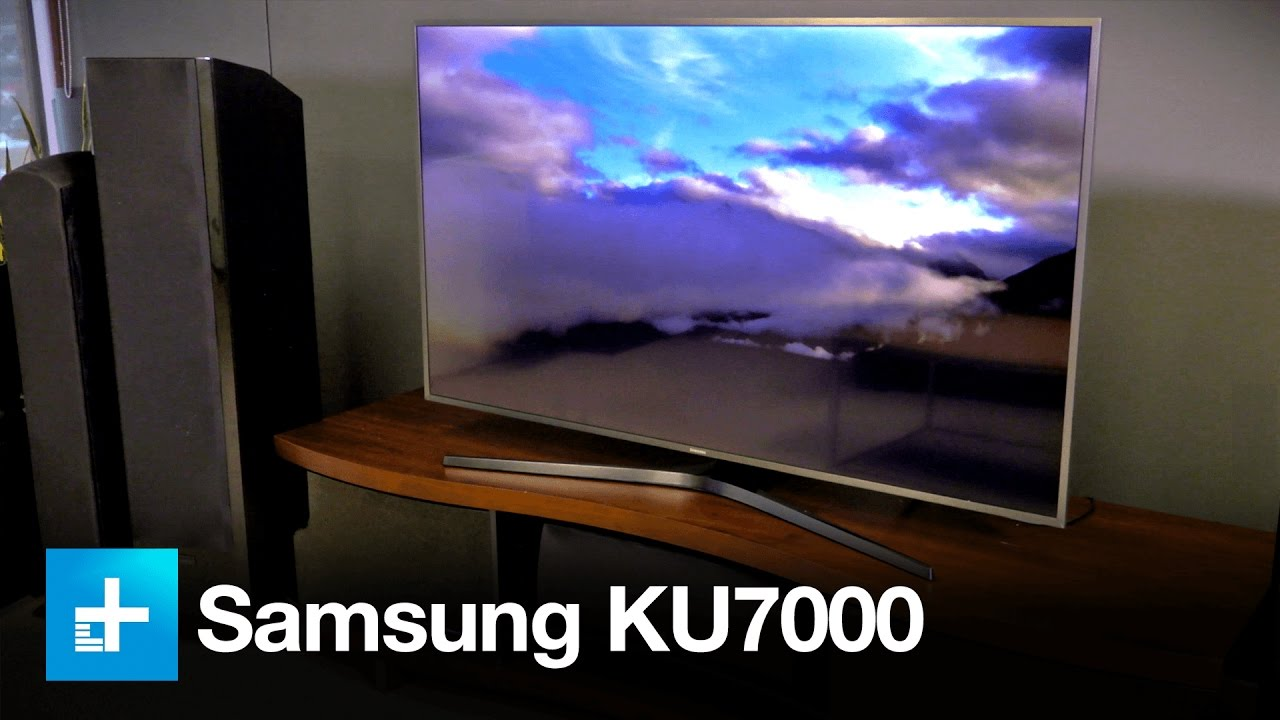 test tv 4k samsung