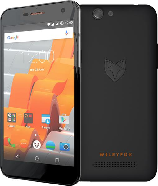 test wileyfox spark
