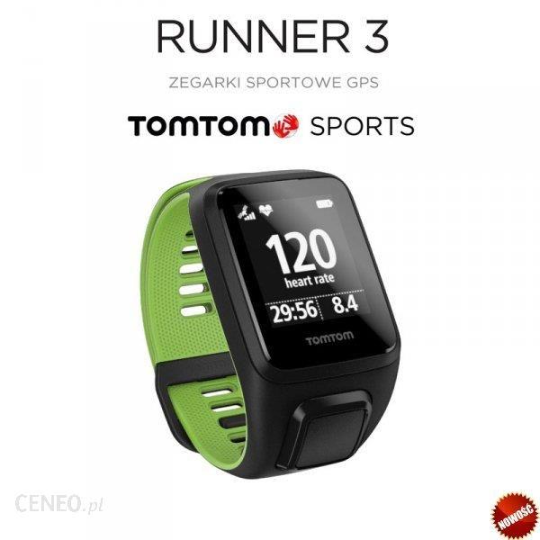 tomtom runner 3 cardio gps