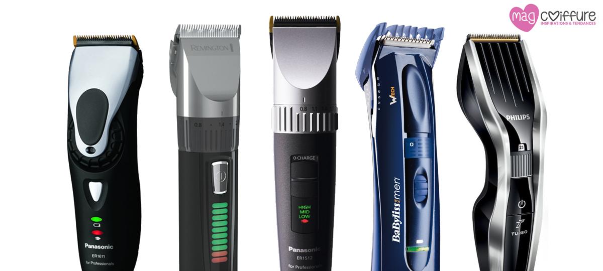tondeuse cheveux comparatif