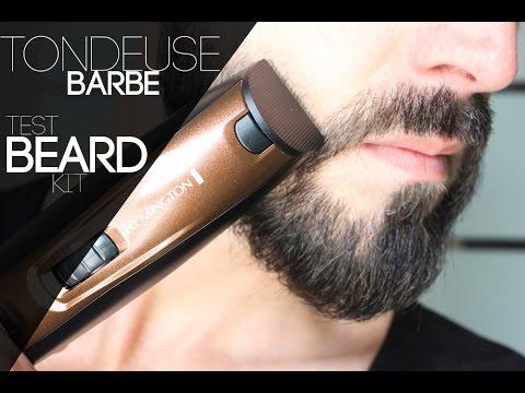 tondeuse remington beard kit