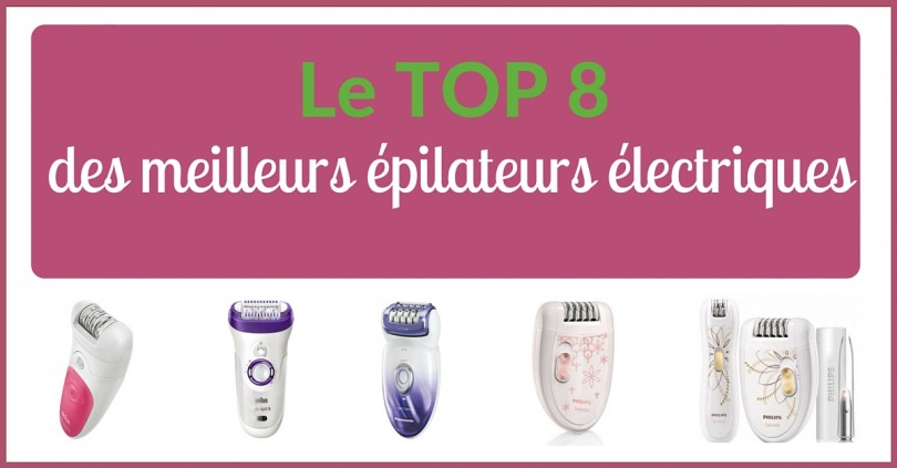top epilateur