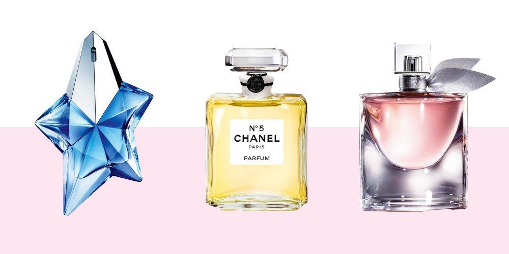 top parfum pour femme