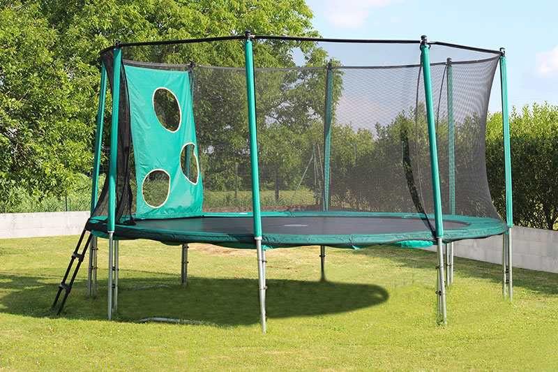 trampoline achat