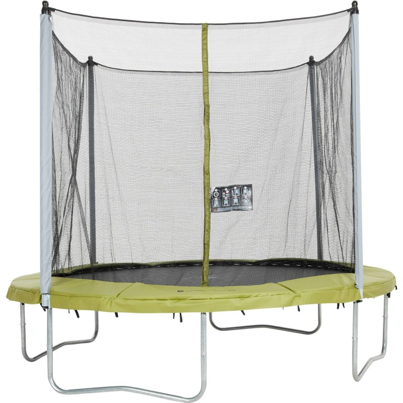 trampoline decathlon