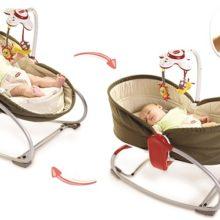 transat bebe rocker napper 3 en 1