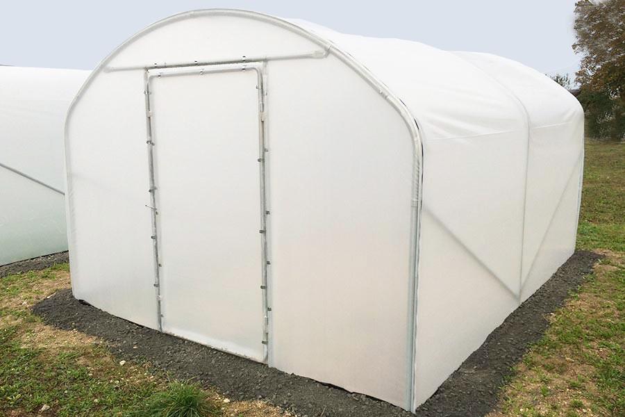 tunnel pour jardin
