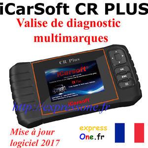 valise de diagnostique