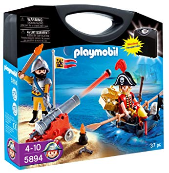 valisette pirate playmobil