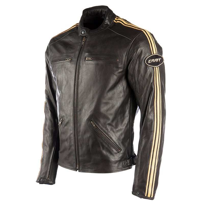 veste cuir moto