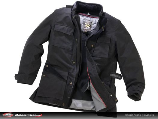 veste de scooter