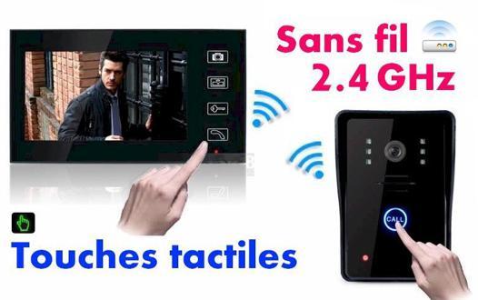 visio phone sans fil