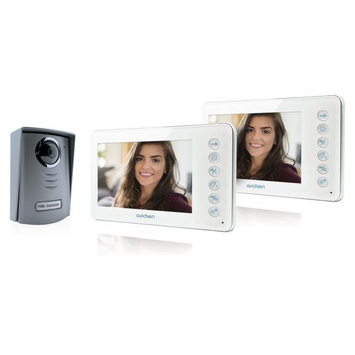 visiophone 2 ecrans