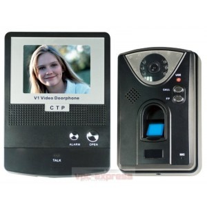 visiophone empreinte digitale