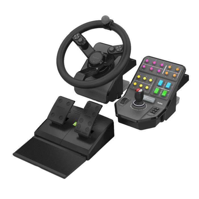 volant farming simulator