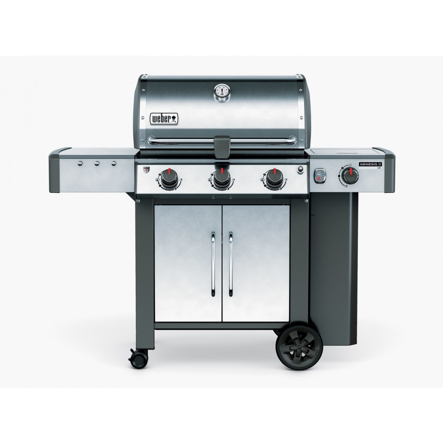weber barbecue gaz