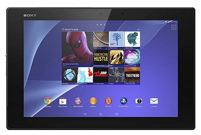 xperia z2 tablet prix